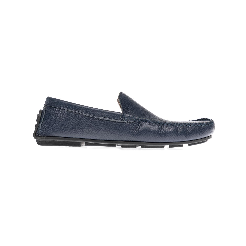 AERO BY KASTA - Ανδρικά μοκασίνια AERO BY KASTA μπλε ανδρικά παπούτσια μοκασίνια loafers