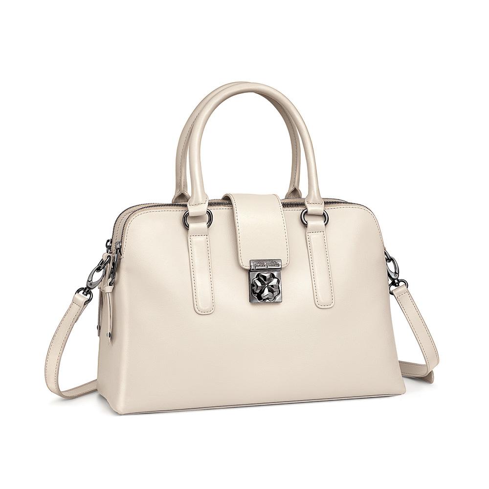 FOLLI FOLLIE – Γυναικεί τσάντα FOLLI FOLLIE λευκή 1595247.0-0000