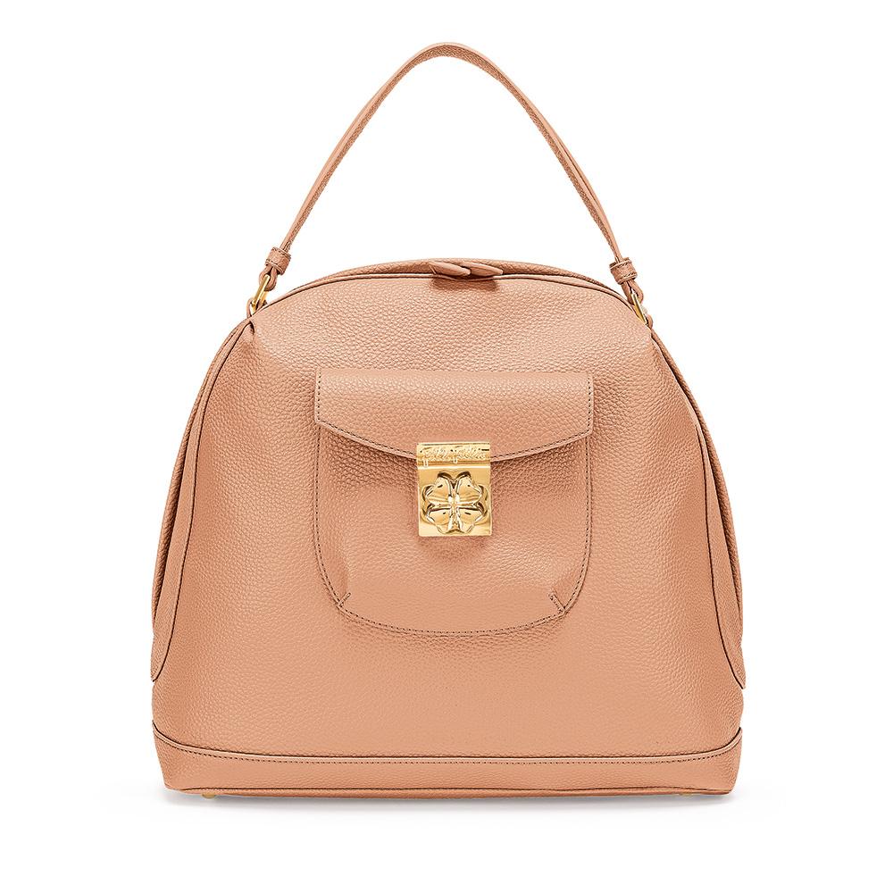 FOLLI FOLLIE – Γυναικεία τσάντα χειρός FOLLI FOLLIE ροζ