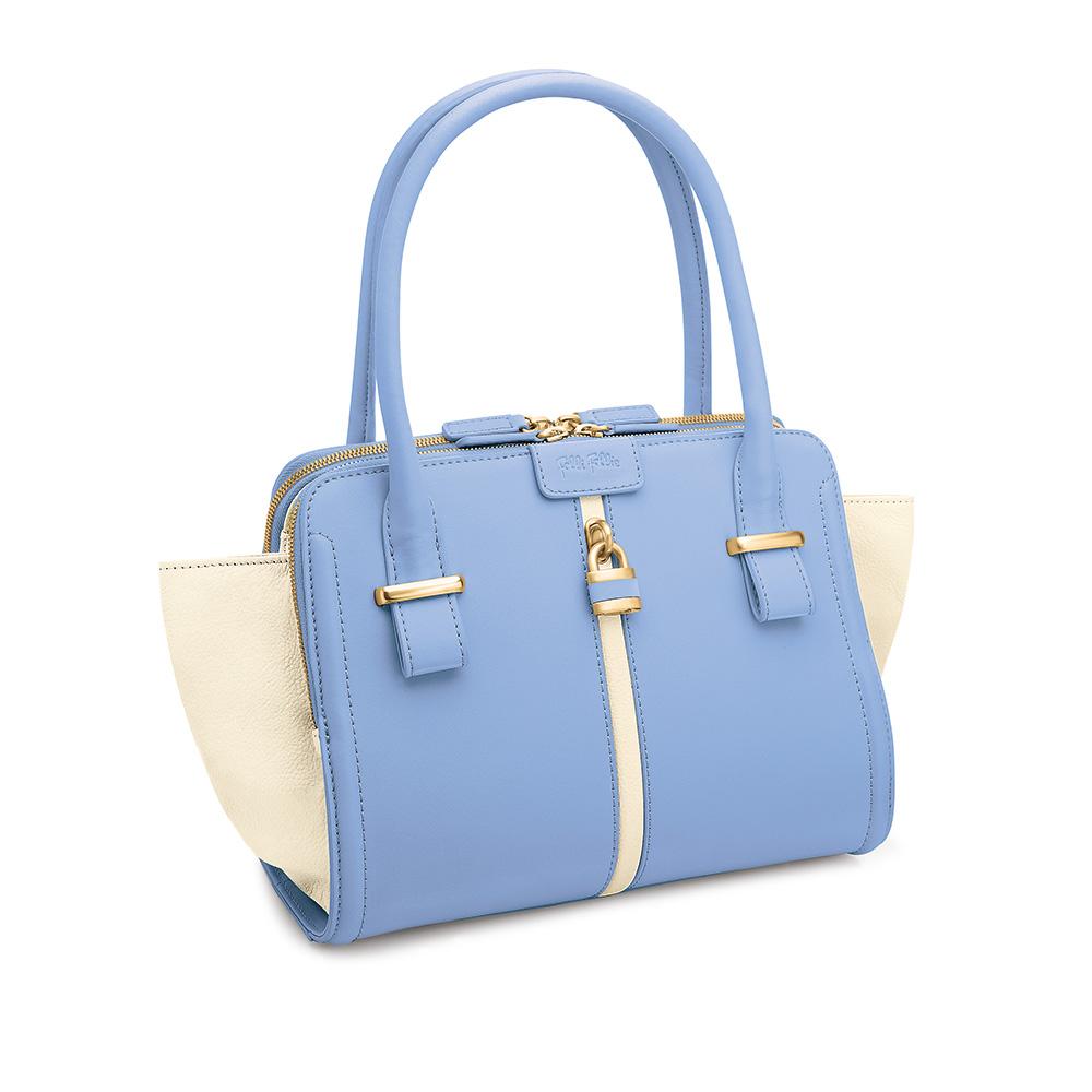 FOLLI FOLLIE – Γυναικεία τσάντα FOLLI FOLLIE μπλε 1595258.0-0000