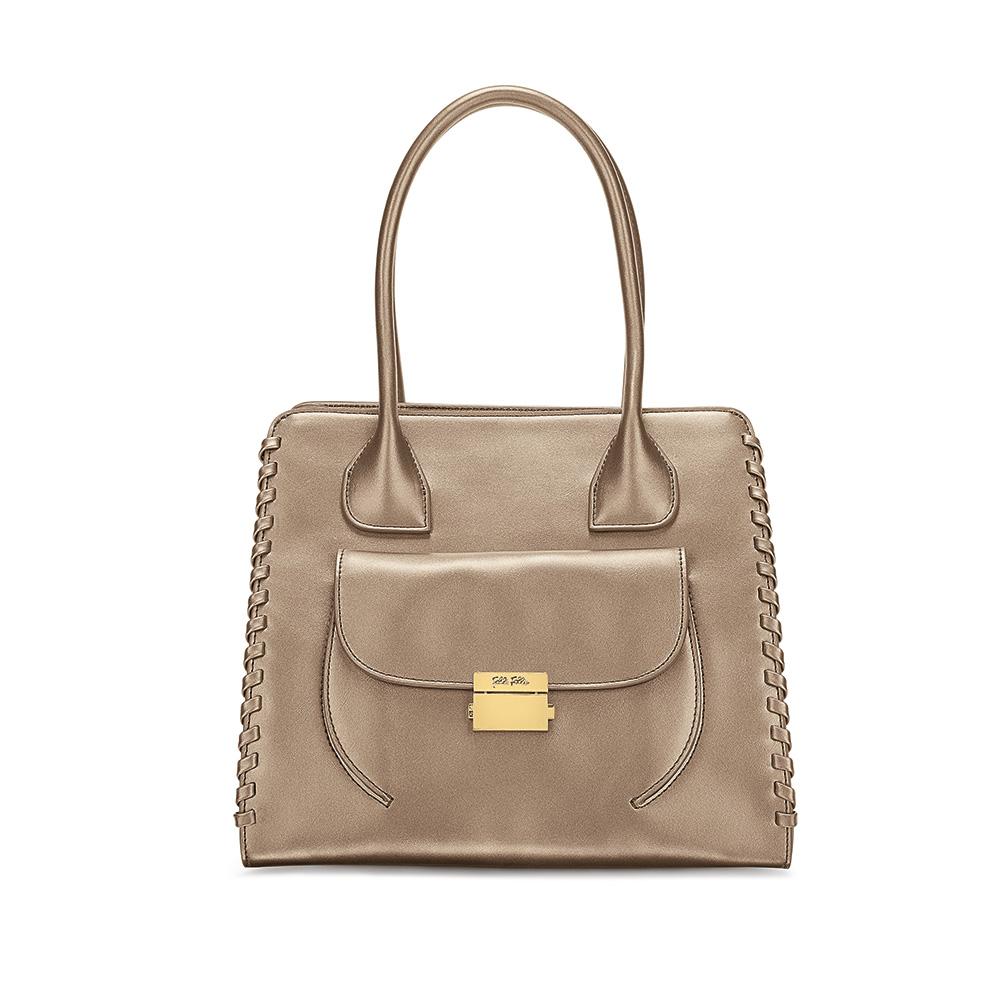574de176c7 FOLLI FOLLIE - Γυναικεία τσάντα FOLLI FOLLIE χρυσή