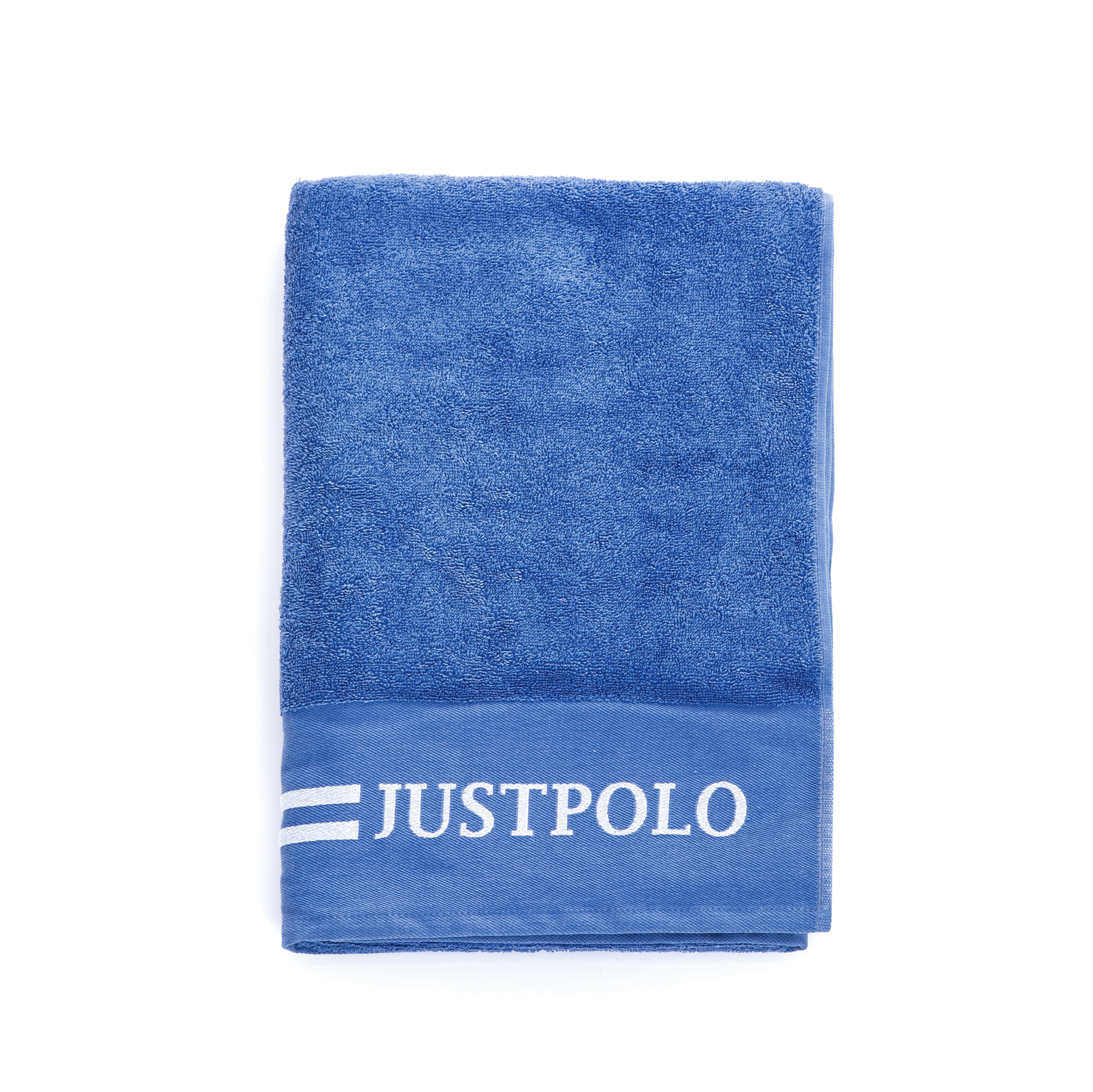 JUST POLO – Πετσέτα θαλάσσης JUST POLO μπλε