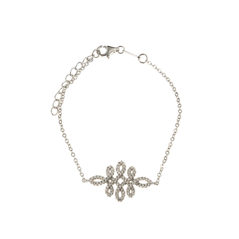e1a2c0b962 Γυναικεία   Κοσμήματα. FOLLI FOLLIE – Ασημένια βραχιόλι Folli Follie