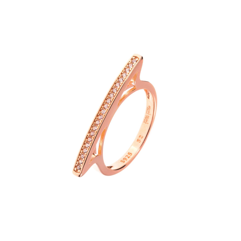 FOLLI FOLLIE – Ασημένιο δαχτυλίδι Folli Follie