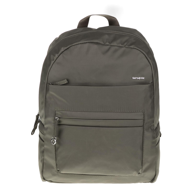 SAMSONITE – Τσάντα πλάτης MOVE 2.0 BACKPACK 14.1″ γκρι-χακί 1597786.0-0000