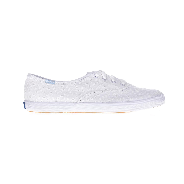 KEDS – Γυναικεία παπούτσια EYELET λευκά