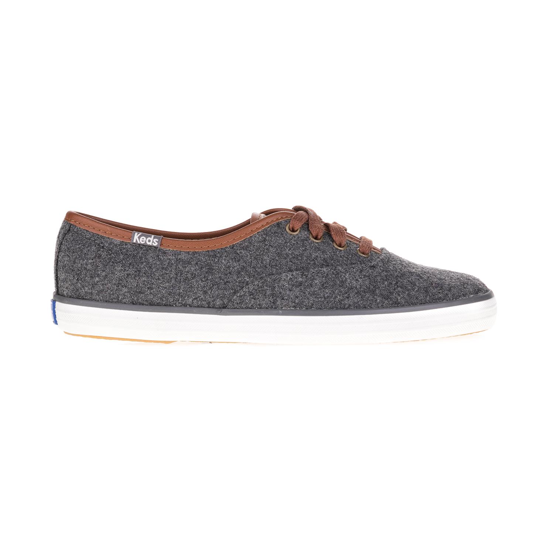 KEDS – Γυναικεία παπούτσια WOOL SEASONAL CHARCOAL HEAT γκρι