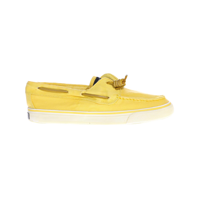 SPERRY - Γυναικεία παπούτσια SPERRY BAHAMA κίτρινα γυναικεία παπούτσια μοκασίνια μπαλαρίνες μοκασίνια