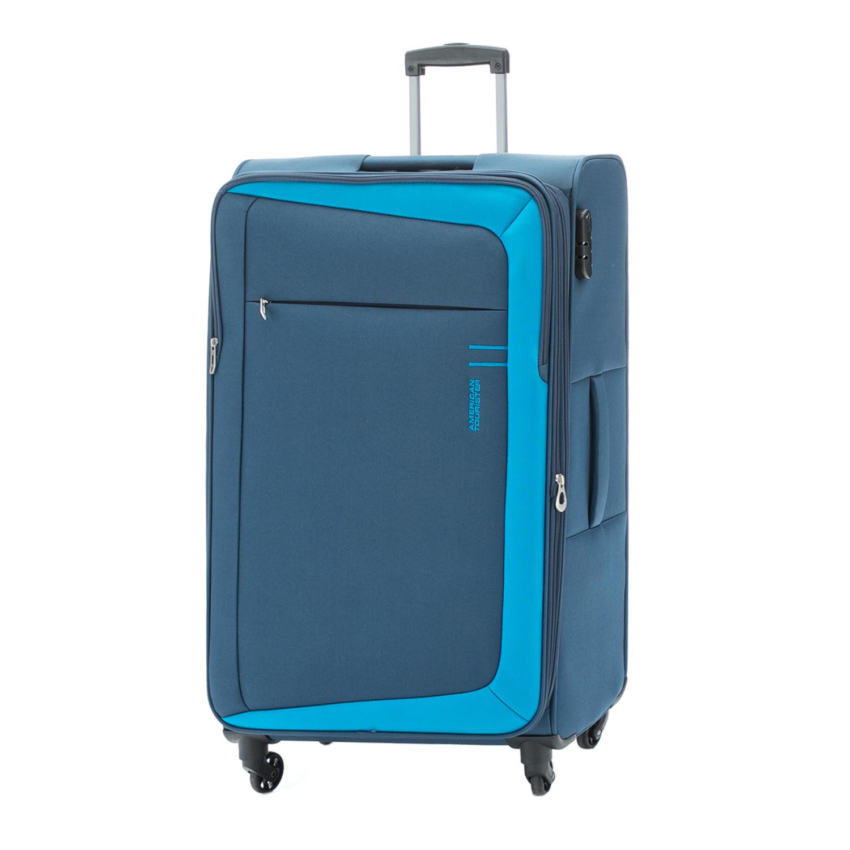 AMERICAN TOURISTER - Βαλίτσα HYPERFLAIR SPINNER 79 29 American Tourister  μπλε 1ec41afa846