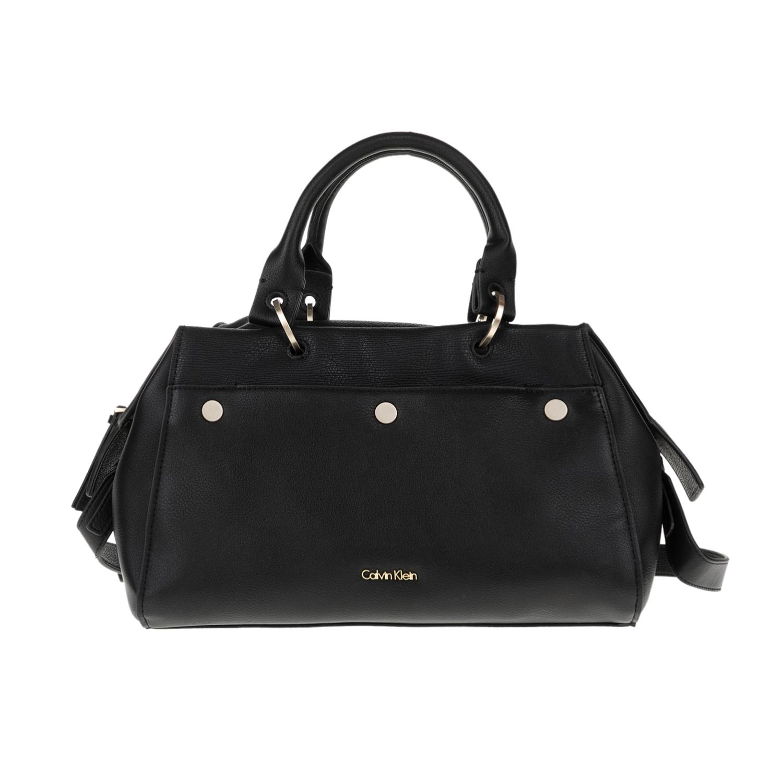 CALVIN KLEIN JEANS – Γυναικεία τσάντα LE4 DUFFLE DUFFEL BAG μαύρη 1598673.0-0073