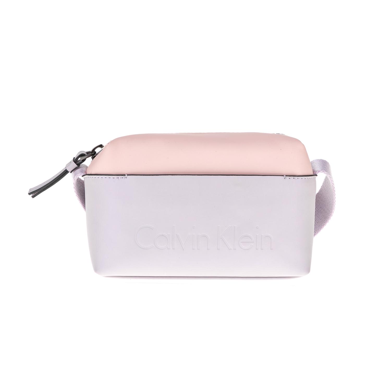 CALVIN KLEIN JEANS – Γυναικεία τσάντα SUSI3 MNI CROSSBODY ροζ 1598696.0-01D6