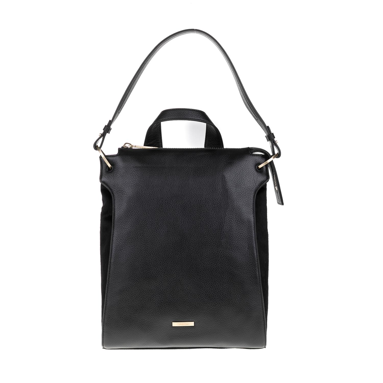 CALVIN KLEIN JEANS – Γυναικεία τσάντα πλάτης ICONIC CALVIN KLEIN JEANS μαύρη 1598703.0-0073