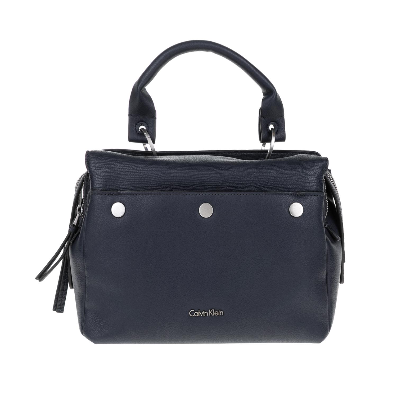 CALVIN KLEIN JEANS – Γυναικεία τσάντα χειρός LE4 CALVIN KLEIN JEANS μπλε 1598706.0-0010