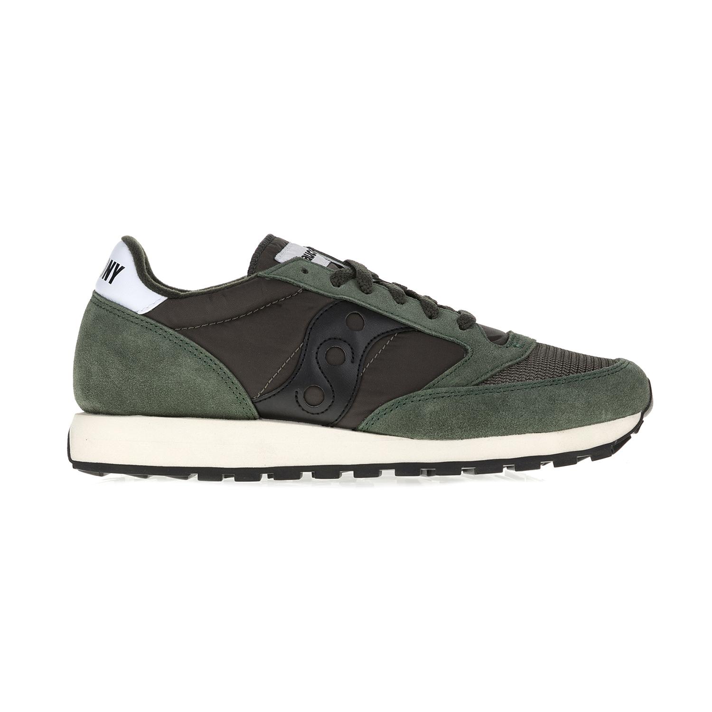 SAUCONY – Ανδρικά αθλητικά παπούτσια JAZZ SAUCONY καφέ-πράσινα
