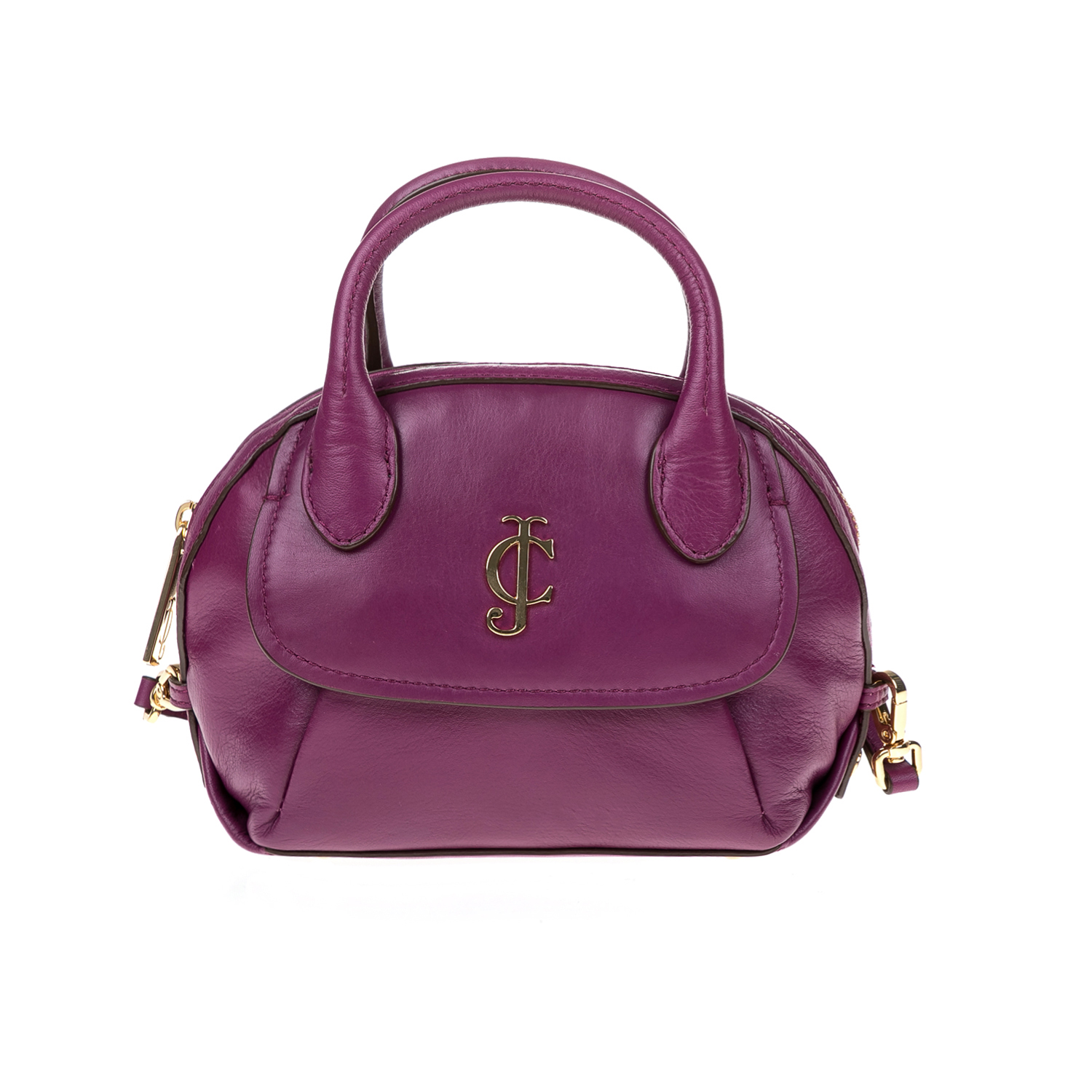 JUICY COUTURE – Γυναικεία τσάντα JUICY COUTURE μοβ 1601383.0-00D1