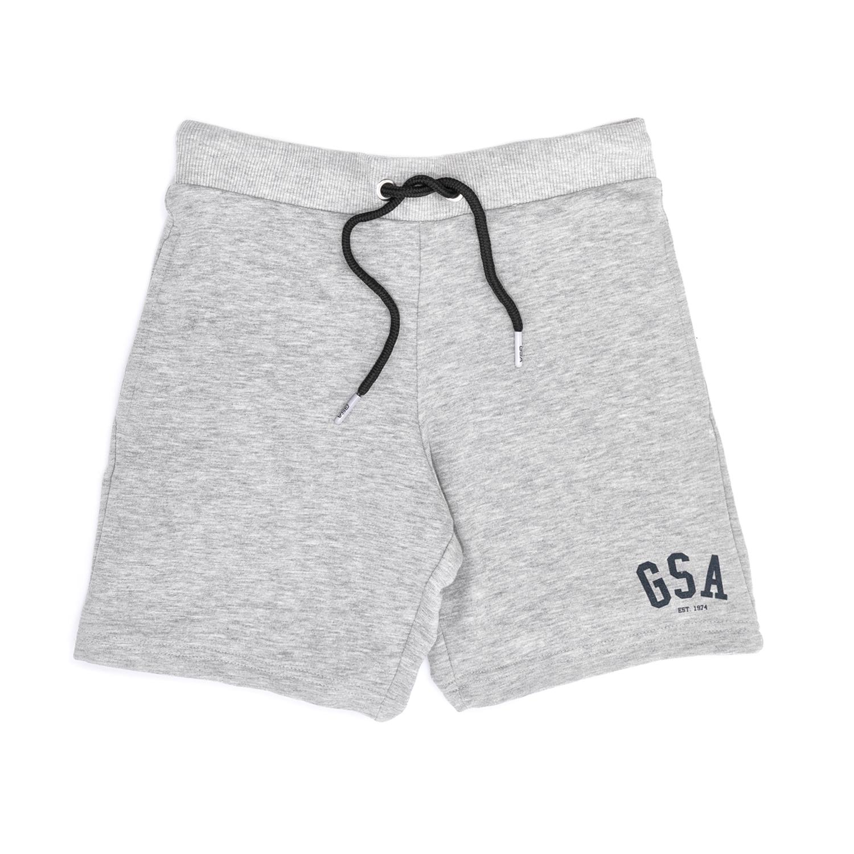GSA – Παιδική βερμούδα GSA γκρι