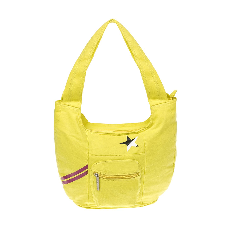 BODYTALK – Γυναικεία τσάντα BODYTALK κίτρινη