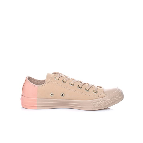 CONVERSE-Γυναικεία sneakers Converse Chuck Taylor All Star Ox ροζ