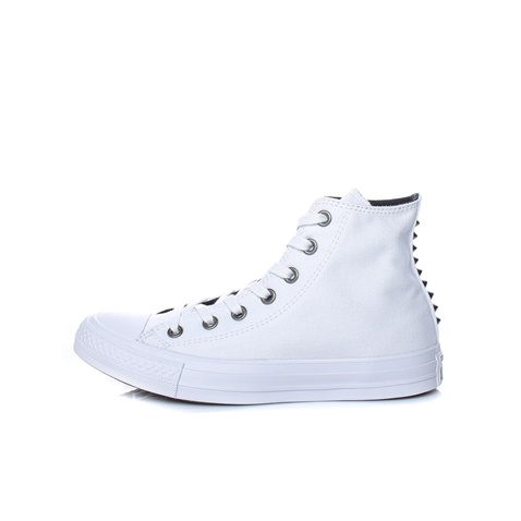 e17d9e7486a Γυναικεία παπούτσια Chuck Taylor All Star Hi λευκά - CONVERSE ...