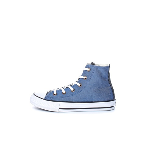 CONVERSE-Παιδικά παπούτσια Chuck Taylor All Star Hi μπλε