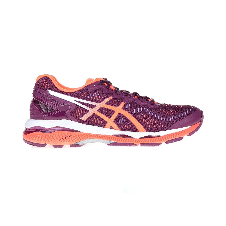 ASICS (FO) - Γυναικεία αθλητικά παπούτσια ASICS GEL-Kayano μοβ γυναικεία παπούτσια αθλητικά running