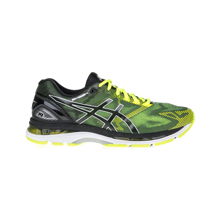 ASICS (FO) – Αντρικά αθλητικά παπούτσια ASICS Gel Nimbus 19 κίτρινα-μαύρα