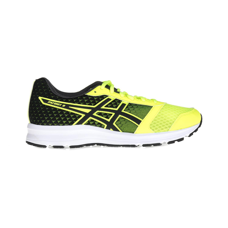ASICS – Αντρικά αθλητικά παπούτσια PATRIOT 8 ASICS μαύρα-κίτρινα
