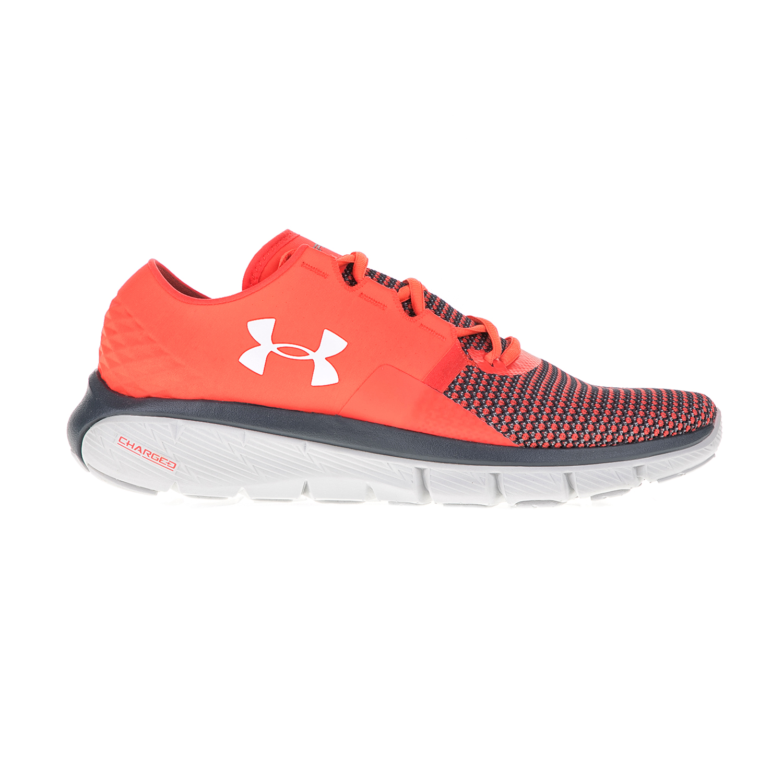 UNDER ARMOUR – Ανδρικά αθλητικά παπούτσια UNDER ARMOUR SPEEDFORM FORTIS 2 κόκκινα-μαύρα