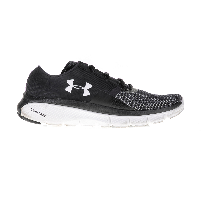 UNDER ARMOUR – Γυναικεία αθλητικά παπούτσια UNDER ARMOUR SPEEDFORM FORTIS μαύρα-γκρι