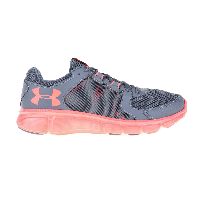 UNDER ARMOUR – Γυναικεία αθλητικά παπούτσια UNDER ARMOUR W Thrill 2 γκρι-ροζ