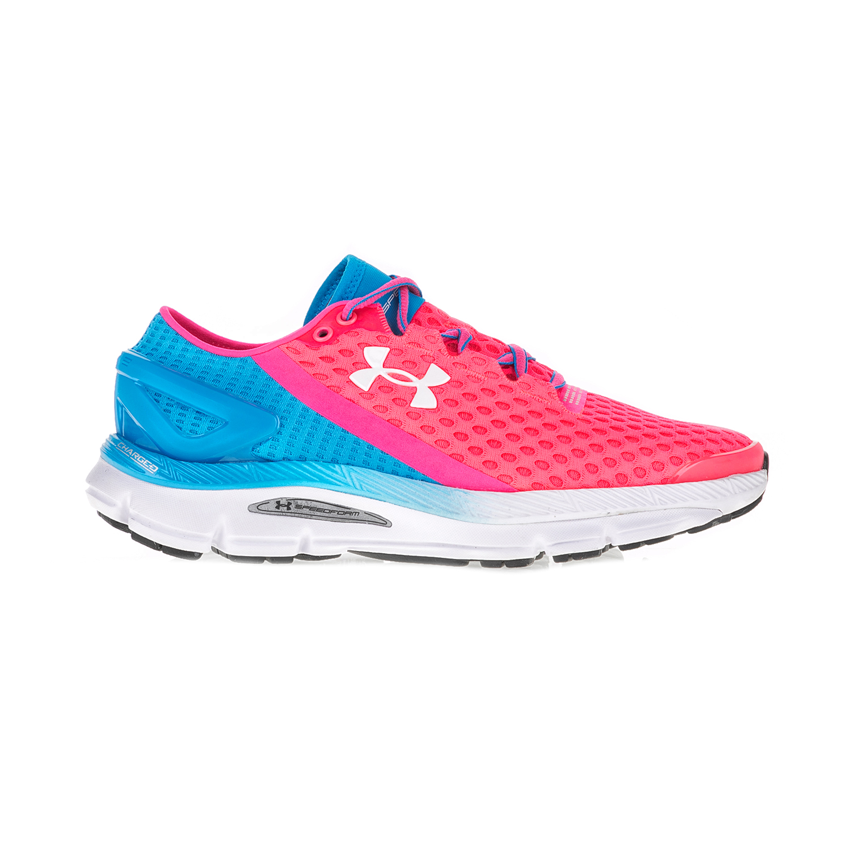 UNDER ARMOUR - Γυναικεία αθλητικά παπούτσια UNDER ARMOUR SPEEDFORM GEMINI ροζ-μπλε