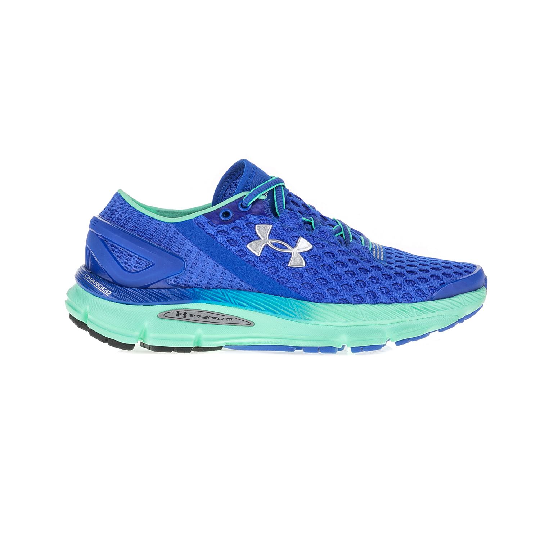 UNDER ARMOUR – Γυναικεία αθλητικά παπούτσια UNDER ARMOUR SPEEDFORM GEMINI μπλε-πράσινα