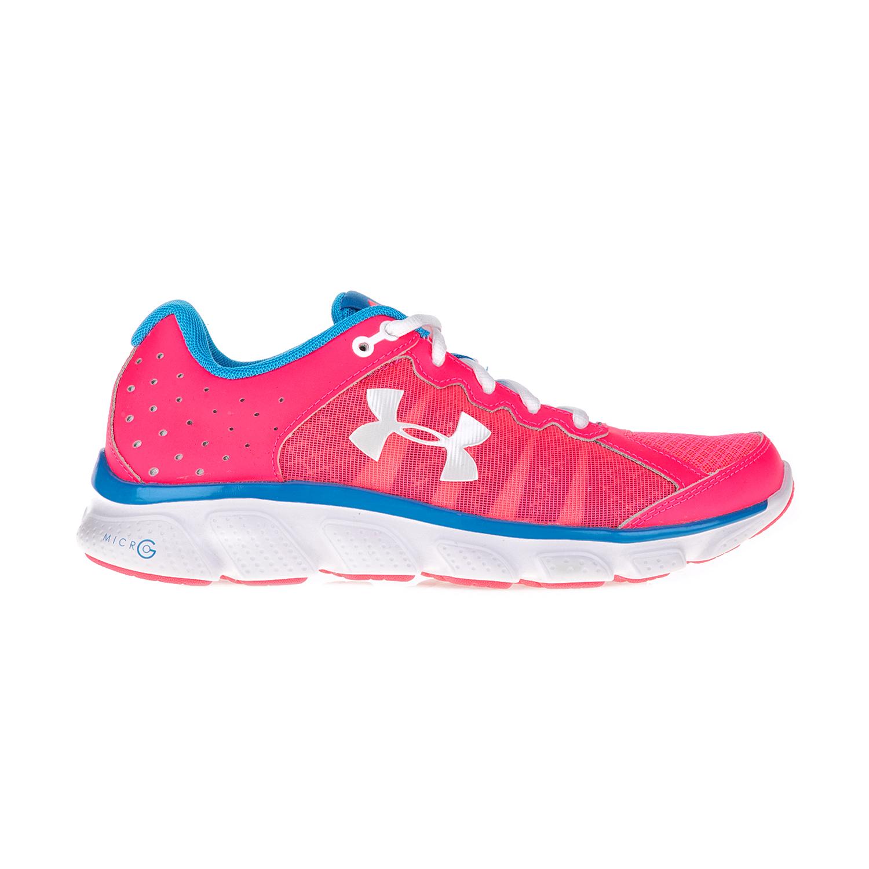 UNDER ARMOUR – Γυναικεία αθλητικά παπούτσια UNDER ARMOUR Micro G Assert 6 ροζ-μπλε