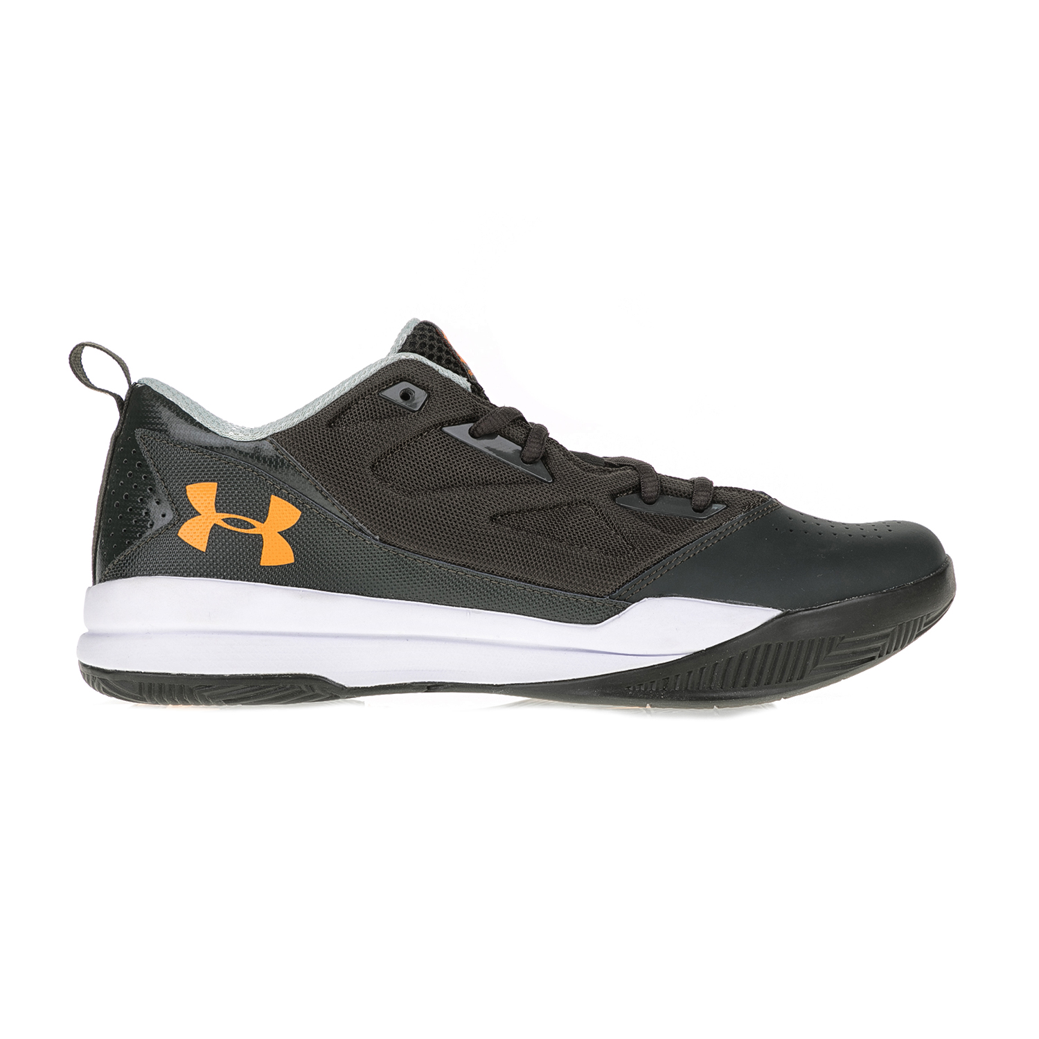 UNDER ARMOUR – Ανδρικά παπούτσια μπάσκετ UNDER ARMOUR Jet Low FOOTWEAR μαύρα