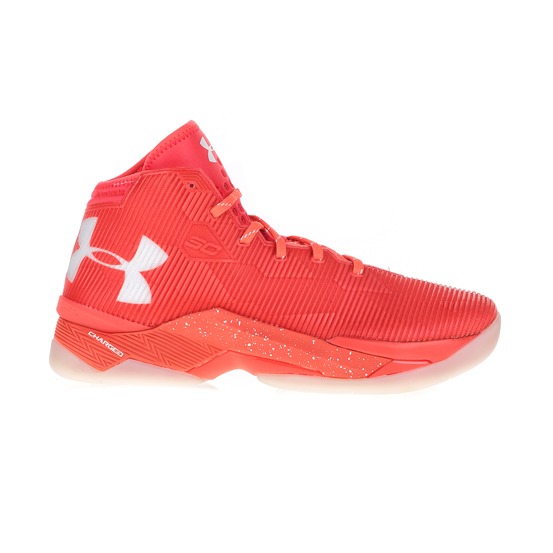 UNDER ARMOUR – Ανδρικά παπούτσια μπάσκετ UNDER ARMOUR TOP GUN κόκκινα