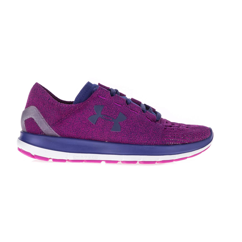 UNDER ARMOUR – Γυναικεία αθλητικά παπούτσια UNDER ARMOUR SPEEDFORM SLINGRI μοβ