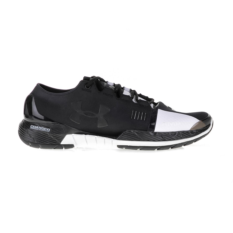 UNDER ARMOUR – Ανδρικά αθλητικά παπούτσια UNDER ARMOUR Speedform AMP FOOTW μαύρα-λευκά