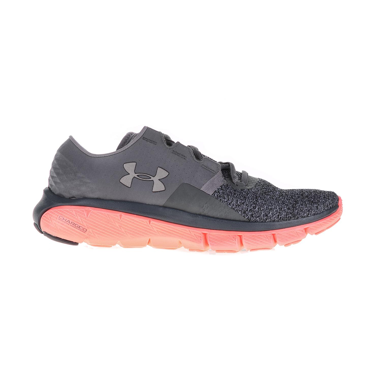 UNDER ARMOUR - Γυναικεία αθλητικά παπούτσια UNDER ARMOUR W SPEEDFORM FORTIS γκρι-ροζ