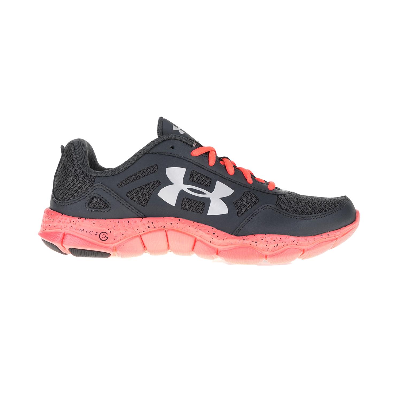 UNDER ARMOUR – Γυναικεία παπούτσια για τρέξιμο Under Armour MICRO G ENGAGE BL γκρι – ροζ