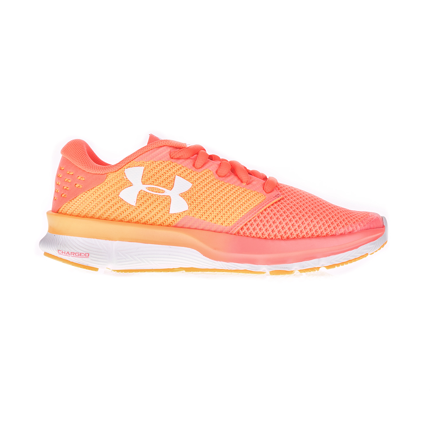 7d55154d509 UNDER ARMOUR - Γυναικεία αθλητικά παπούτσια UNDER ARMOUR CHARGED RECKLESS  πορτοκαλί