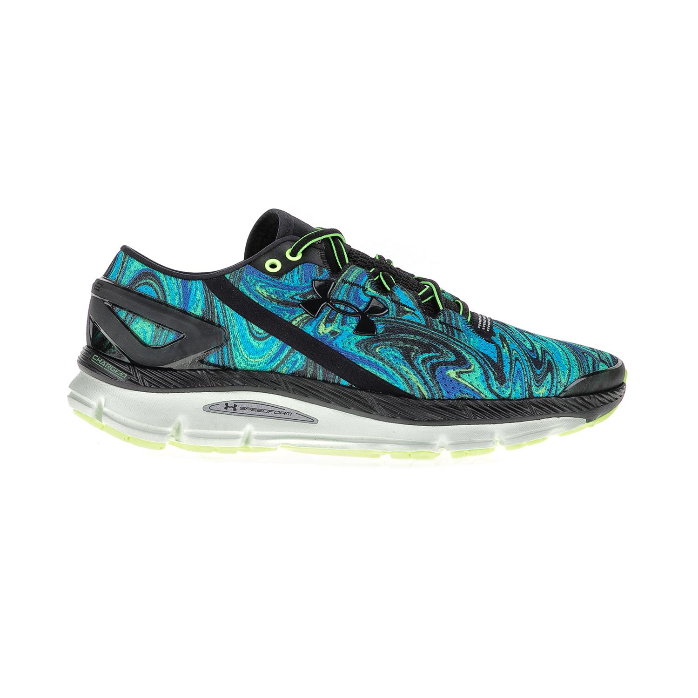 UNDER ARMOUR – Ανδρικά αθλητικά παπούτσια UNDER ARMOUR SPEEDFORM GEMINI 2 μπλε-πράσινα