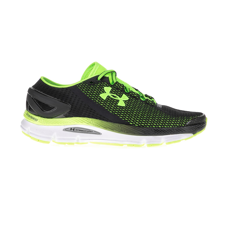 UNDER ARMOUR – Ανδρικά αθλητικά παπούτσια UNDER ARMOUR SPEEDFORM GEMINI 2 μαύρα-πράσινα