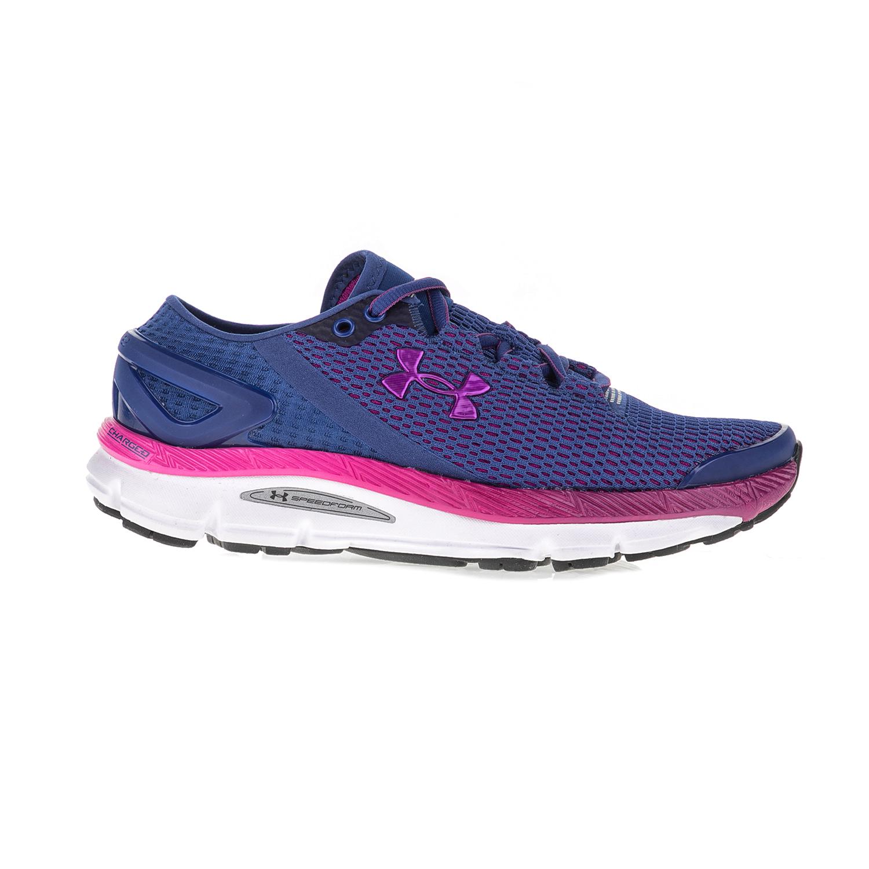 UNDER ARMOUR – Γυναικεία αθλητικά παπούτσια UNDER ARMOUR SPEEDFORM GEMINI μπλε-ροζ