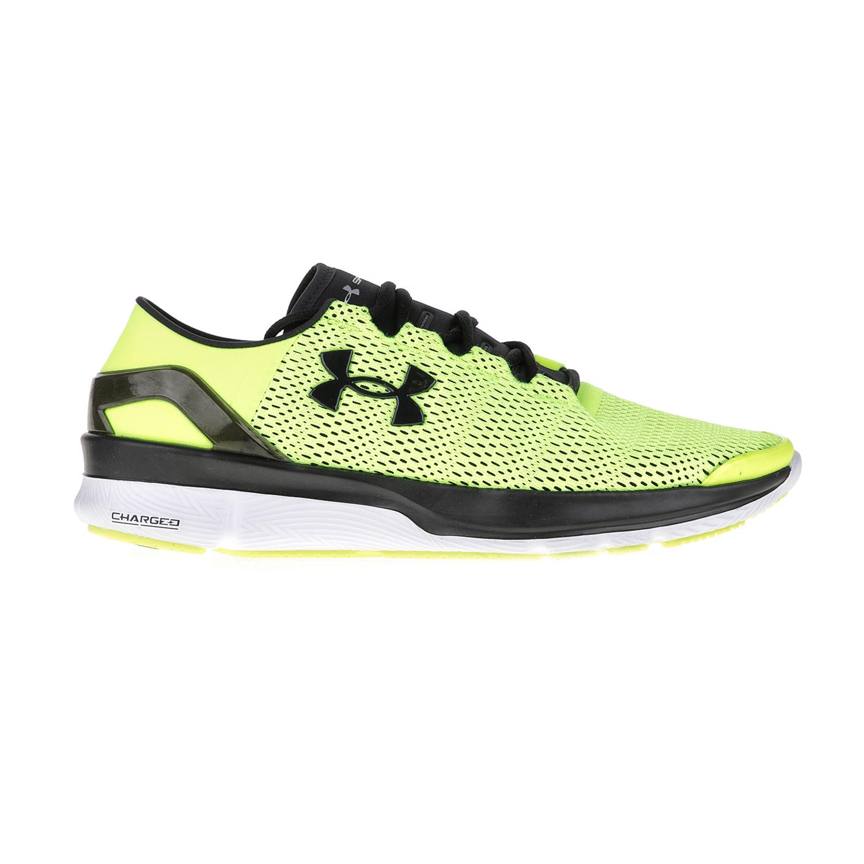 UNDER ARMOUR – Ανδρικά αθλητικά παπούτσια UNDER ARMOUR SPEEDFORM CONQUER F κίτρινα-μαύρα