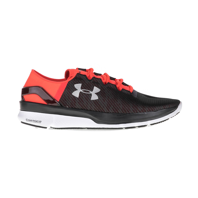 UNDER ARMOUR – Ανδρικά αθλητικά παπούτσια UNDER ARMOUR SPEEDFORM TURBULENC μαύρα-κόκκινα