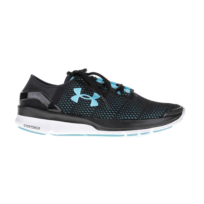 UNDER ARMOUR - Γυναικεία αθλητικά παπούτσια UNDER ARMOUR SPEEDFORM TURBULE μαύρα-μπλε