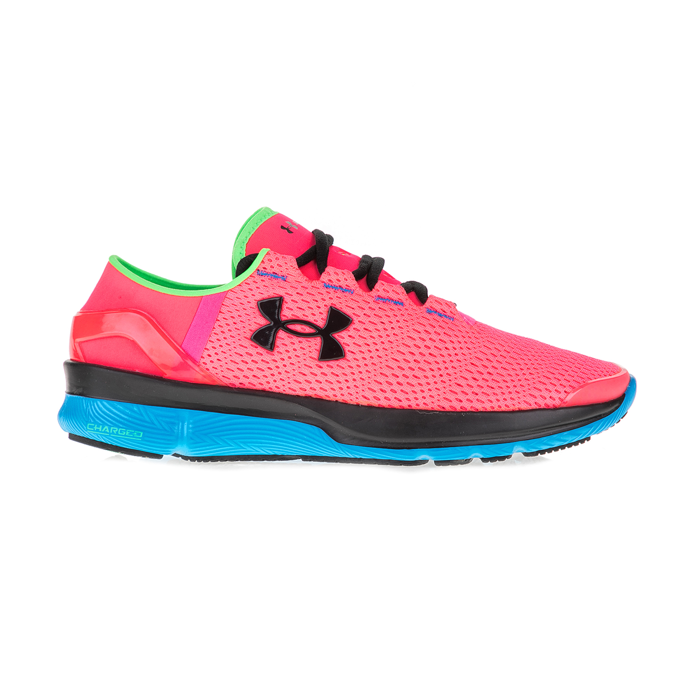 UNDER ARMOUR - Γυναικεία αθλητικά παπούτσια UNDER ARMOUR SPEEDFORM TURBULE ροζ-μπλε