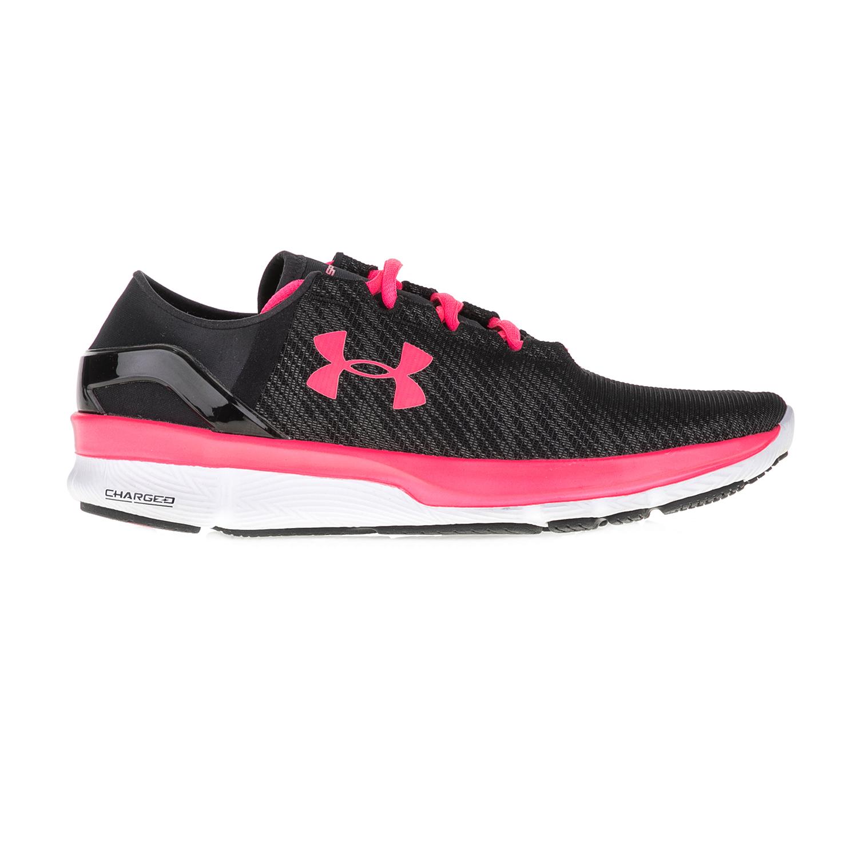 UNDER ARMOUR – Γυναικεία αθλητικά παπούτσια UNDER ARMOUR SPEEDFORM TURBULE μαύρα-ροζ