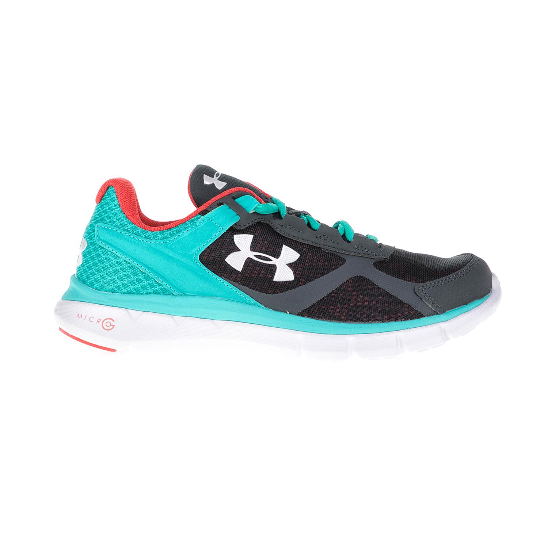 UNDER ARMOUR - Γυναικεία αθλητικά παπούτσια UNDER ARMOUR MICRO G VELOCITY πράσινα-μαύρα