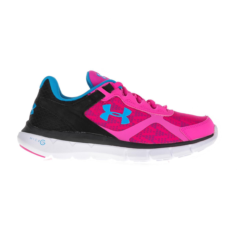 UNDER ARMOUR – Γυναικεία παπούτσια για τρέξιμο Under Armour MICRO G VELOCITY φούξια